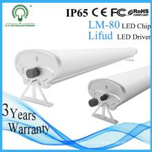 Luz de Estacionamento LED LED IP65 LED Super Bright LED Luz de Prova Tripla