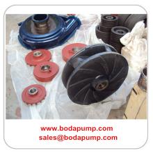 Slurry Pump PU Impeller Parts