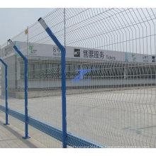 Halbe Y-Runde Pfosten-Straßen-Zaun für Flughafen (TS-J32)
