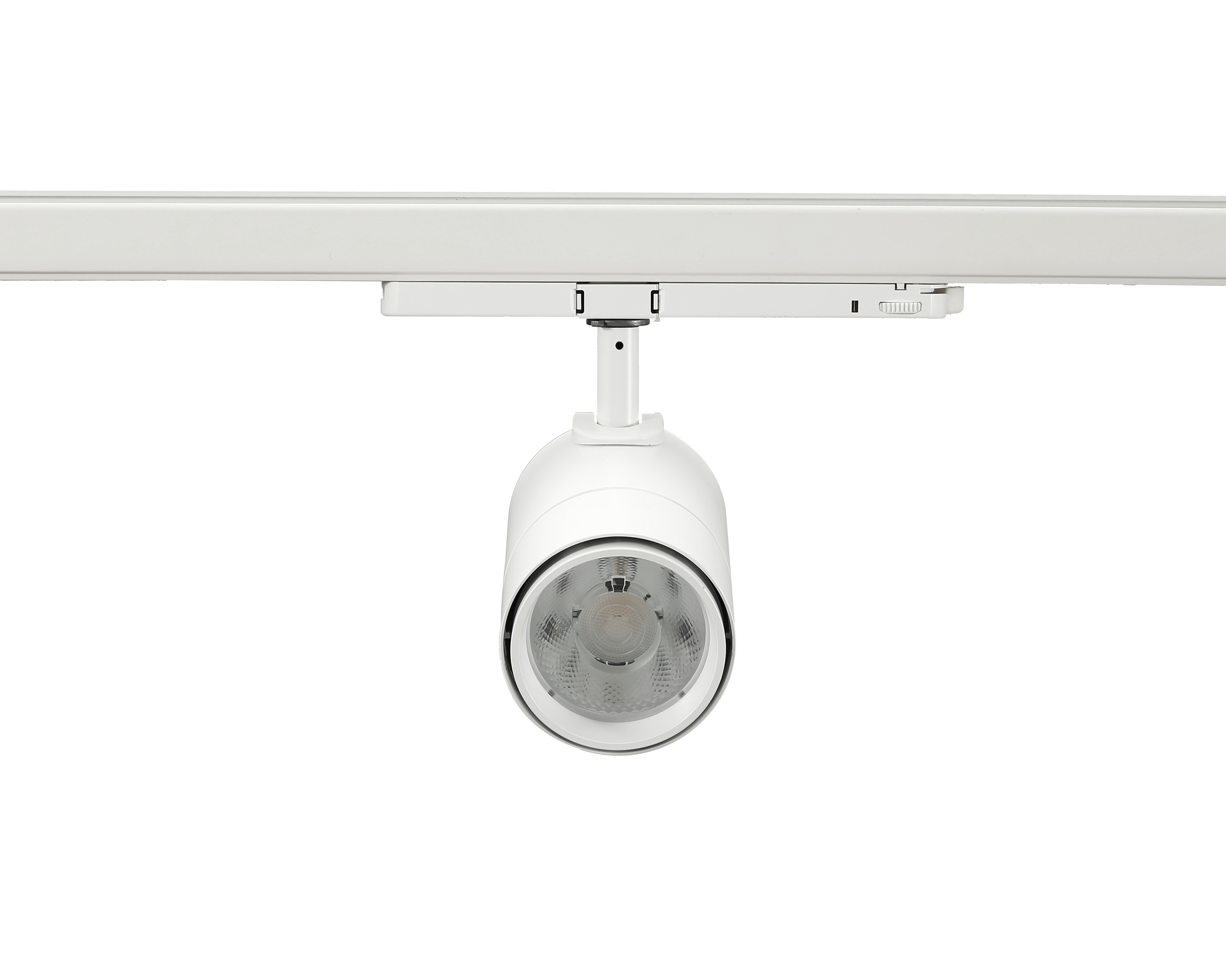 led track light 30W white front