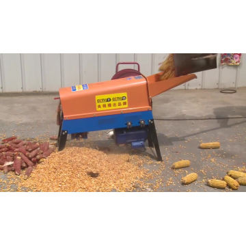 1800kg / h Easy Installation Corn Thresher Machine till salu