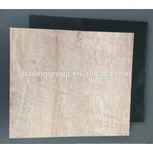eco clic 5mm plancher de vinyle belle couleur exportée vers FRANCE