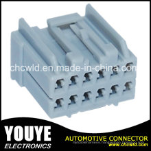12p Female Electrical Wire Harness Connector for Ford