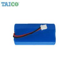 7.4V icr18650 1800mAh Li-ion Rechargeable Battery