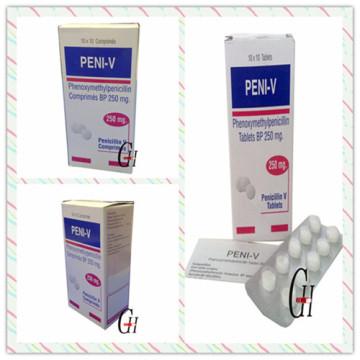 Comprimidos de Penicilina V