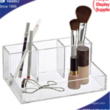 Wholesales Acrylic Clear Tray Organizer, Cosmetic Organizer