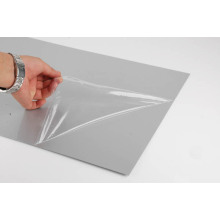 Película protectora para acero de aluminio