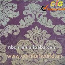 40 % 60 % Viskose Jacquard Vorhang aus polyester