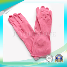 Anti Oil Cleaning Waterproof Work Latex Gloves with High Quality