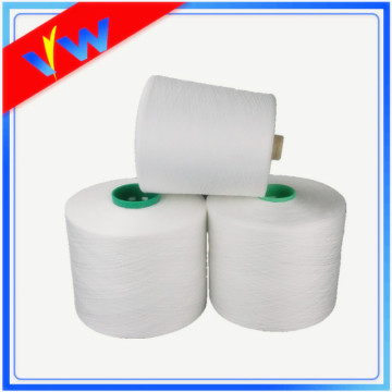 Virgin 100% polyester yarn Ne 22/1