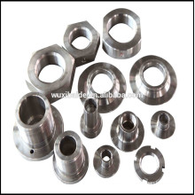 No-standard stainless steel machining parts, cnc turnining aluminum parts, cnc milling brass parts