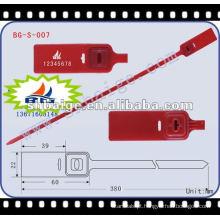 selos indicativos BG-S-007