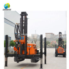 200m Crawler Type Borehole Water Well Drilling Rig