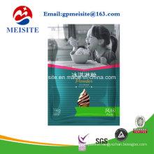 Ice Cream Powder Bag/Iced Coffee Plastic Packaging Bag