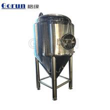 Equipamento cônico da cerveja de fermentação do fermentador da fermentação da cerveja do ofício