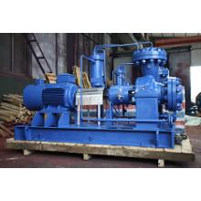 API 676 et 610 Pompe chimique pour centrale électrique