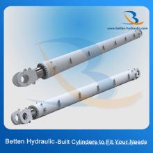 Cilindro Hidráulico de 100 Ton para Construção de Veículos