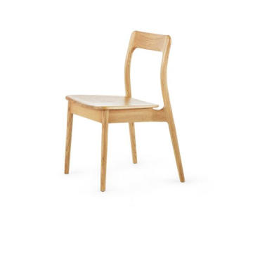 Oak Dining Chair Trä stol