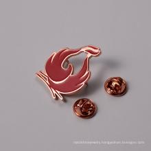 Customized Nametags Logo Employee Chest Name Tag Pin Badge