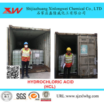 Asid Hydrochloric Gred Komersial HCL