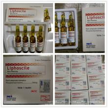 Inyección de Lecitina para el cuerpo delgado