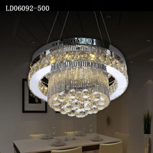 Luxury K9 Crystal Decorative Chandelier Lamp