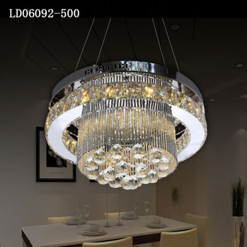 hanging chandeliers light decorative lamp for hotel