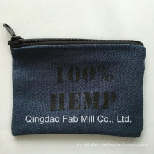 Hemp Fabric Made Change Purse for Promotion or Gift (HCP16)