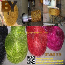 Craft Colorful Hexagonal Wire Netting for Decoration Wreath