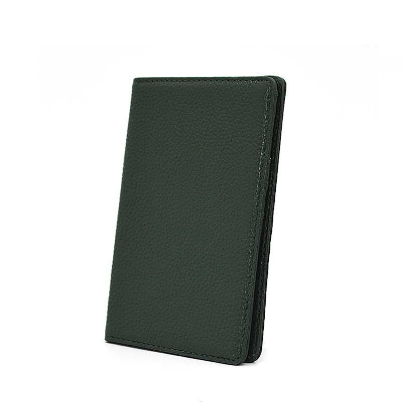 High Quality Customized Logo Passport Holder Cover Case
