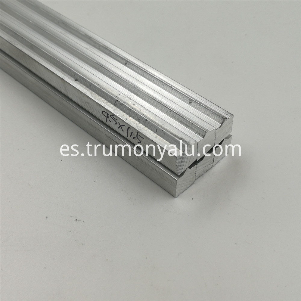 aluminum seal bar