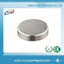 N38 bon marché Nickel (30 * 5mm) disque magnétique Magnet