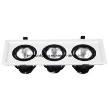 7W LED Downlight LED Plafonnier LED Éclairage