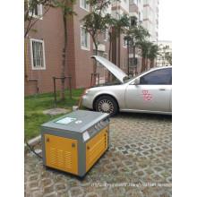CNG Compressor for Home Gas Refuel