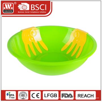 récipient de nourriture salade bols récipient loin d'épaisseur ofdisposable prendre en plastique-Le bol plastique de fr