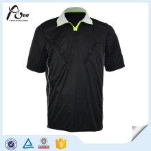 Mens-Kurzschluss-Hülsen-kundenspezifisches Entwurfs-Sport-Polo-Hemd