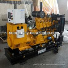 Controlador de woodward generador de biogás