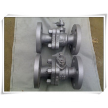 "API598 Fire Safety A105 Floating Flanged Ball Valve (1""-300lb)"
