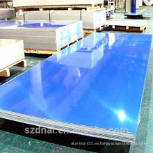 Hoja de aluminio de la anchura de 1000m sobre la base regular, el mejor precio aluminio de grado 1000