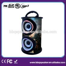 HiFi мини деревянные спикер MP3-плеер Усилитель