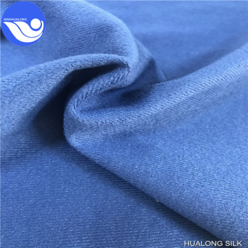 100 Polyester Warm Tricot Brushed In