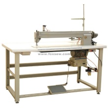 Máquina de coser de reparación de colchas de brazo largo