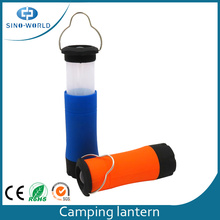 1W super bright retractable led camping lanterns