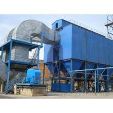Baghouse de saco de filtro para fábrica de cimento