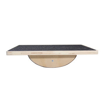 EASTOMMY Wooden Balance Board für Kinder