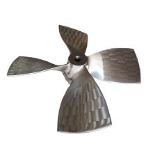 4 blades marine vessel ship propeller solas ship stainless steel propeller