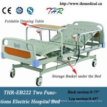 Cama de hospital eléctrica de 2 funciones (THR-EB222)