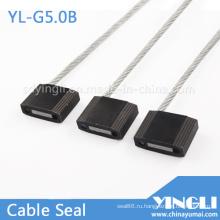 Вытяните плотные уплотнения обеспеченностью кабеля диаметром 5,0 мм