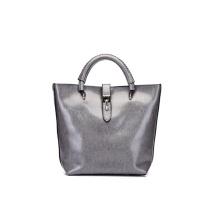 Damen-Doppel-Top-Griff und seitlichen Schultergurt PU Handtasche Wzx1160