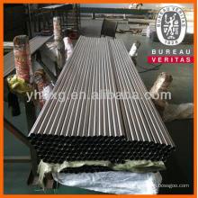 316 acier inoxydable Tube/tuyau avec de bonne qualité pour tuyau flexible